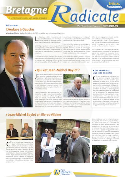 Bretagne Radicale, numéro 56